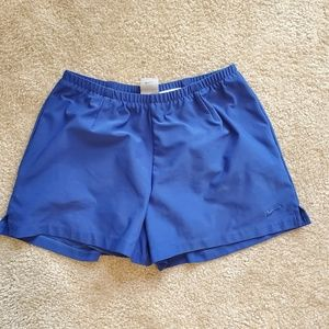 Nike dry fit running shorts size M